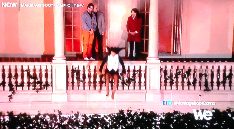 Jump, Bridezilla Sofia, Jump!