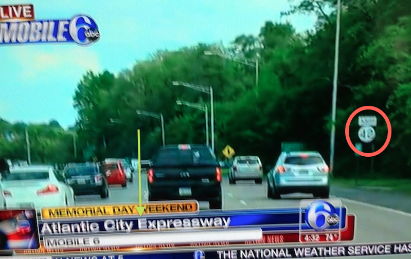 Fact Check: Local TV-News Traffic Reports About Philly-To-Shore Traffic