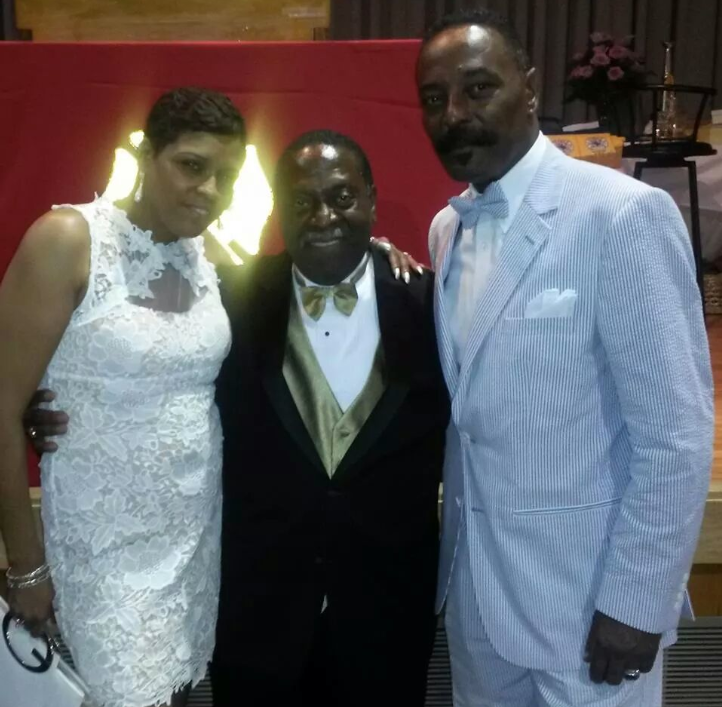 Accused Hit-And-Run Killer Poses With Former Philly Fire Commissioner At Retirement Party