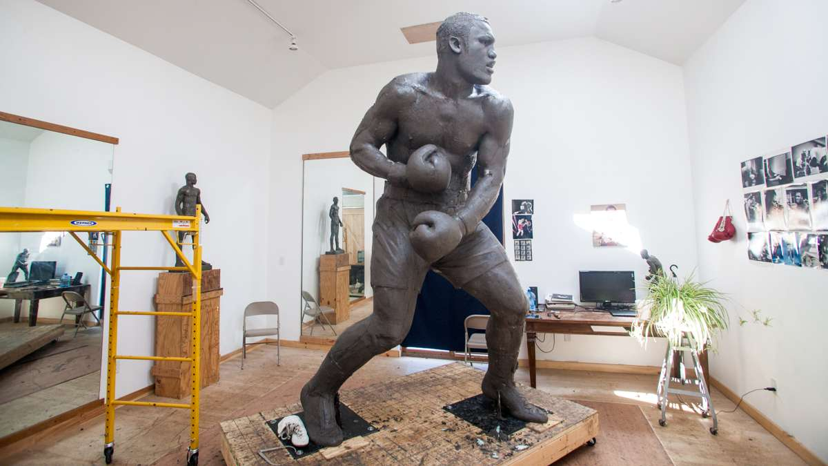 Hey Look, A Joe Frazier Statue Is Really (Finally!) Coming To Philly