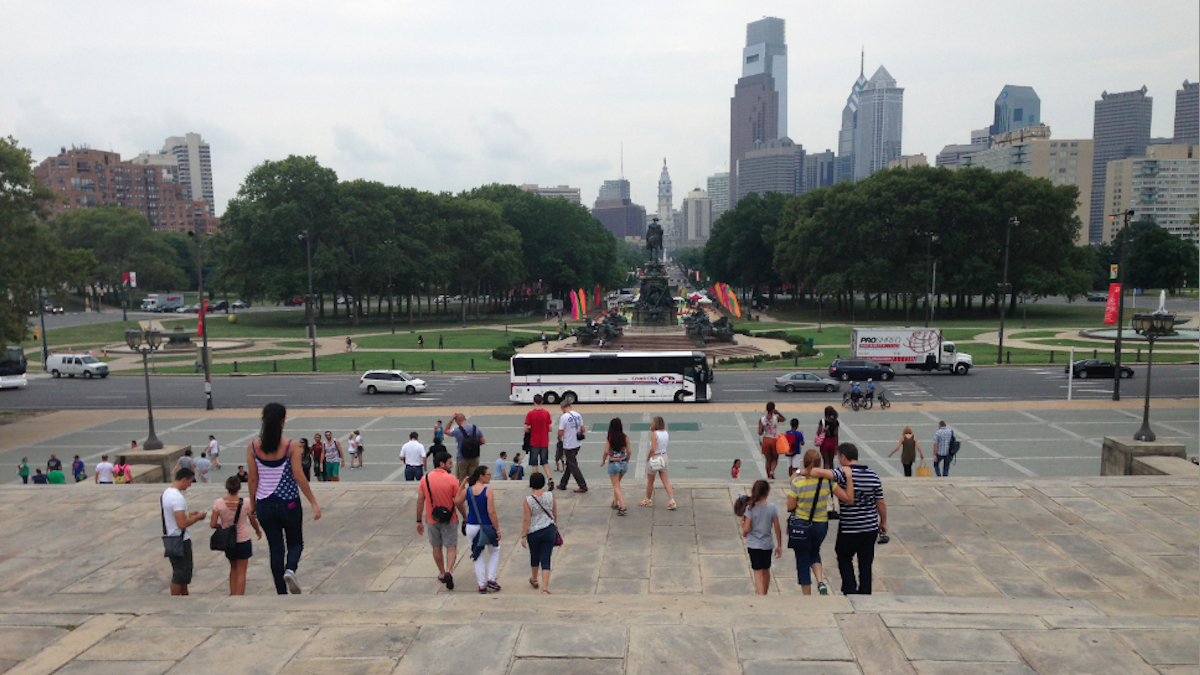 An Essay On Katy Perry, AS Roma, Rocky Balboa (Both Real And Fake) And Philadelphia Landmarks