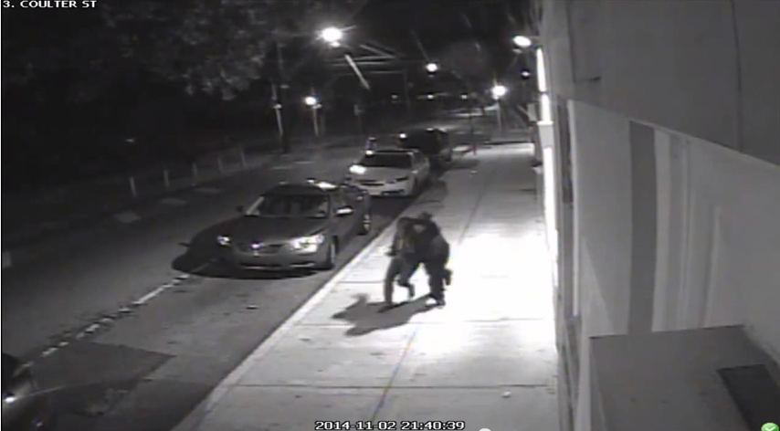 Here's The Disturbing Video Of A Woman Getting Kidnapped In Philadelphia