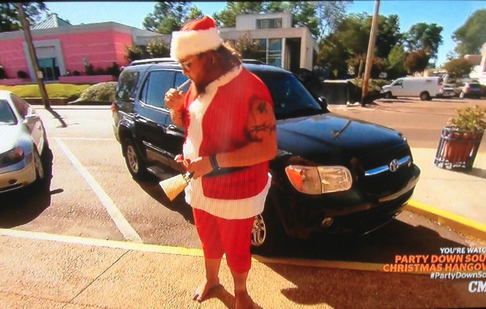Scenes From 'Party Down South: Christmas Hangover'