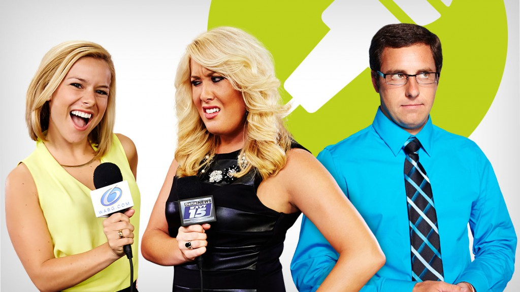 First Look At 'Breaking Greenville' … Where Small-Market TV Rivalries Go National