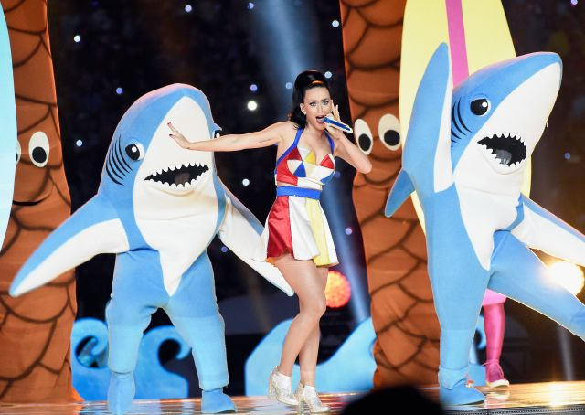 Hey Look, A Tweet Of Mine Appeared In A Story About Katy Perry's Left Shark