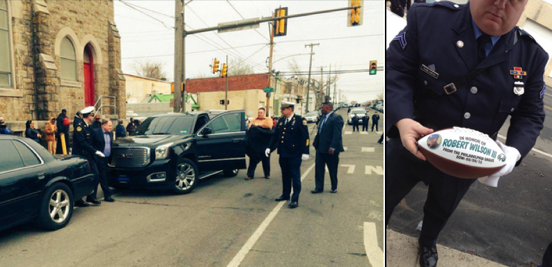 By Attending Slain Philly Cop's Viewing, Chip Kelly Put Sports In Proper Perspective