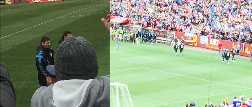 11 Worse Things About FedEx Field Than Messi Not Playing Vs. El Salvador
