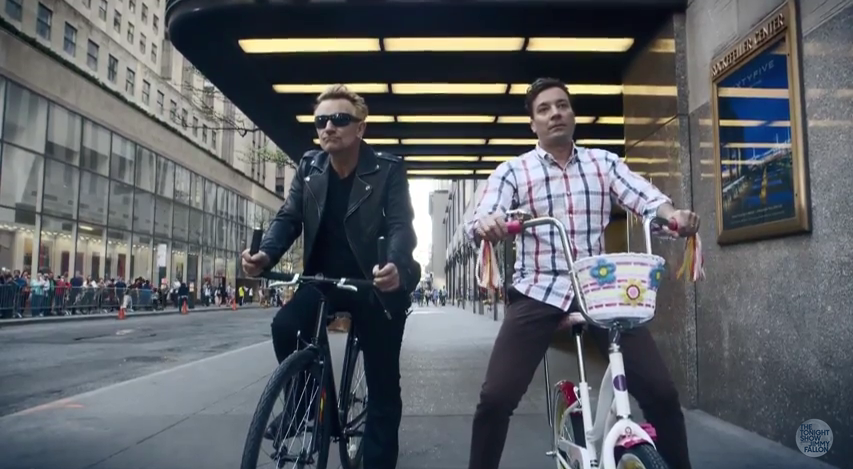 Dear Jimmy Fallon: Bicyclists Getting Hit By Cars Is Not A Laughing Matter