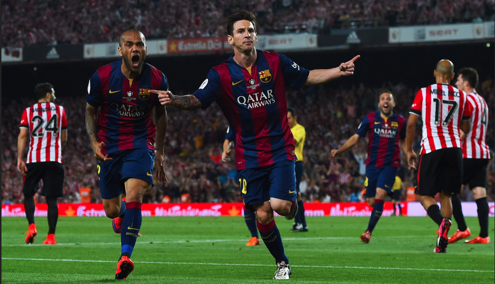 Watch Messi's Copa Del Rey Goalazo As Called By 16 Different Commentators [Video]