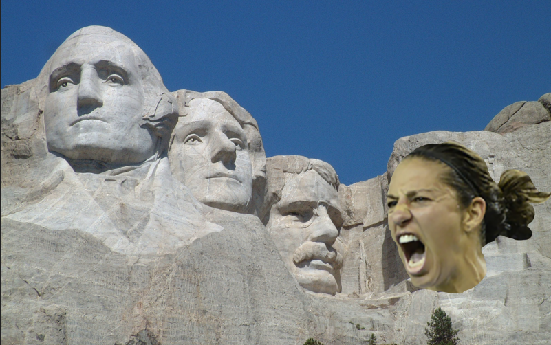 A Photoshop Tribute To Carli Lloyd