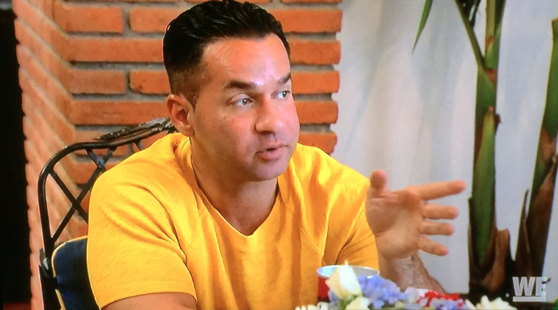 I Want To Know Who Offered Mike 'The Situation' Sorrentino $5K For A Golden Shower