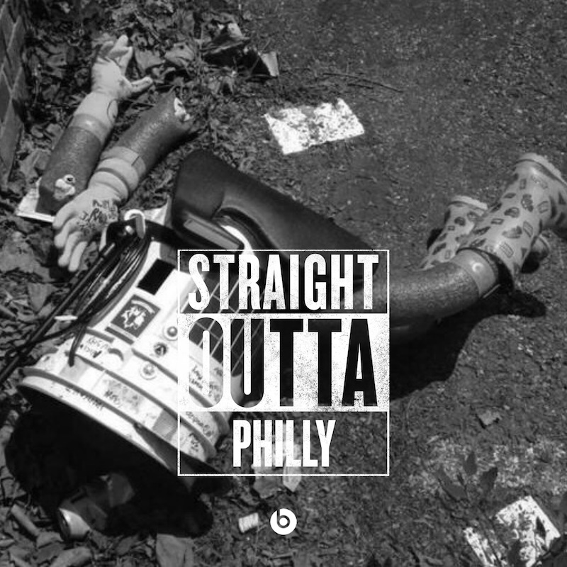 When HitchBOT And Philadelphia Met The Straight Outta Compton Generator