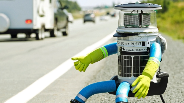 Philly Blunt Weighs In On The Demise Of #HitchBOT
