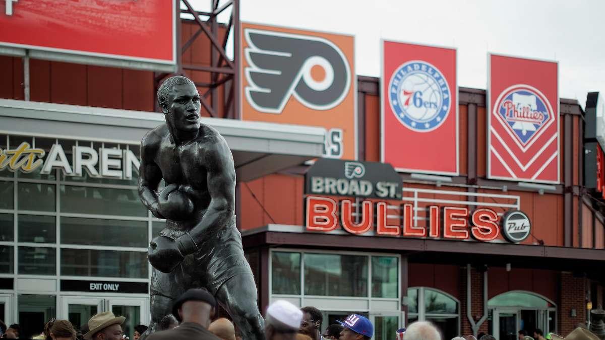 Philadelphia Finally Has Its Smokin' Joe Frazier Statue